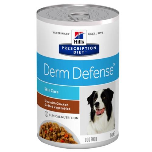 Hill's Derm Defense Estufado para cães