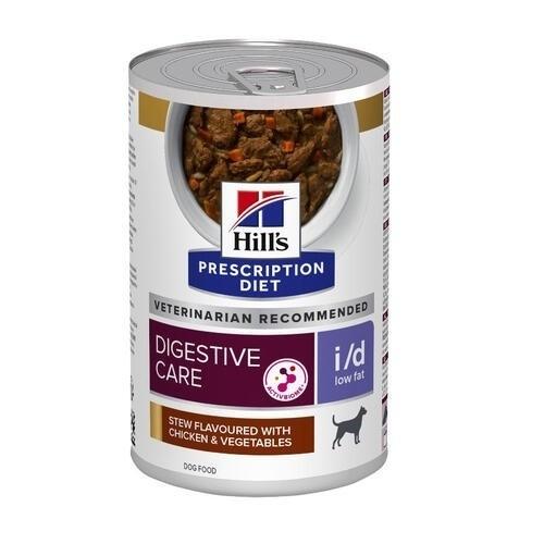 Hill's Digestive Care i/d Low Fat Estufado para cães