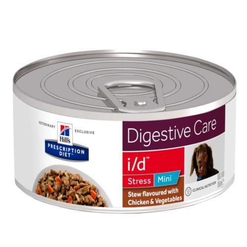 Hill's Digestive Care i/d Stress Mini Estufado para cães