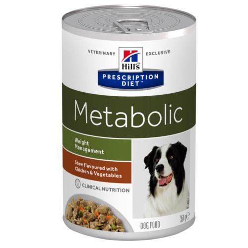 Hill's Metabolic Estufado para cães
