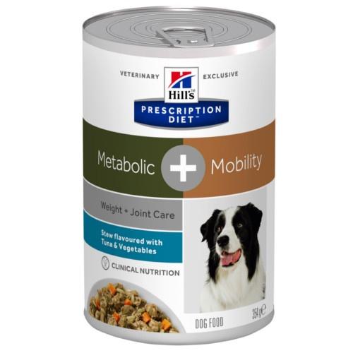 Hill's Metabolic  Mobility Estufado para cães