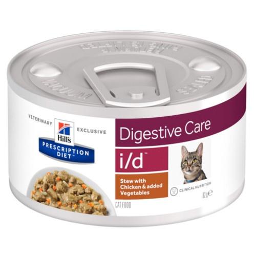 Hill's Digestive Care i/d Estufado para gatos