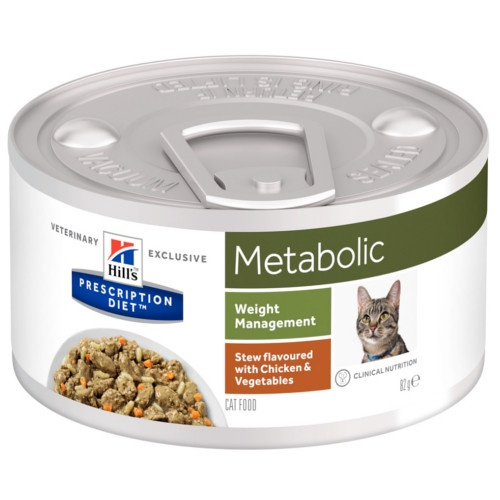 Hill's Metabolic Weight Estufado para gatos