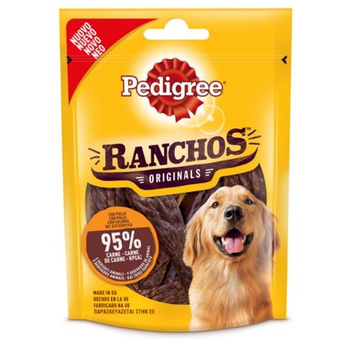 Pedigree Ranchos Originals de frango