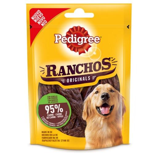 Pedigree Ranchos Originals de cordeiro