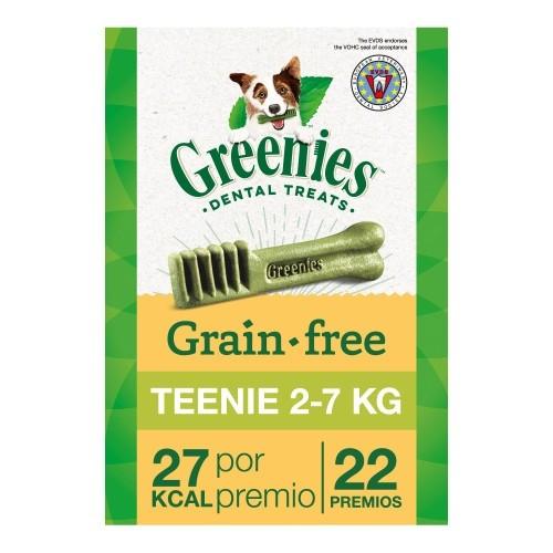 Osso Greenies Grain Free Teenie raças toy