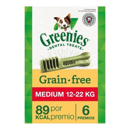 Osso Greenies Grain Free Medium raças médias