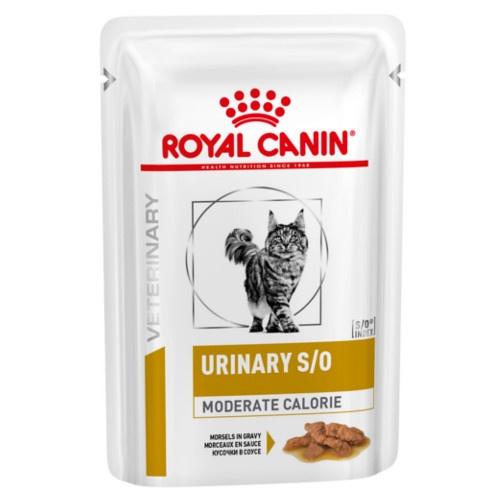 Royal Canin Urinary S/O Moderate Calorie húmido gatos