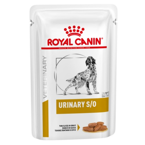 Royal Canin Urinay S/O húmido para cães