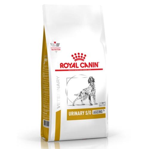 Ração Royal Canin Urinary S/O 7 para cães