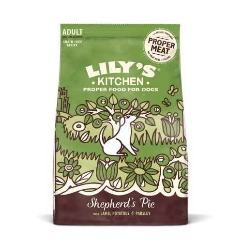 Ração Lily's Kitchen Lamb cães