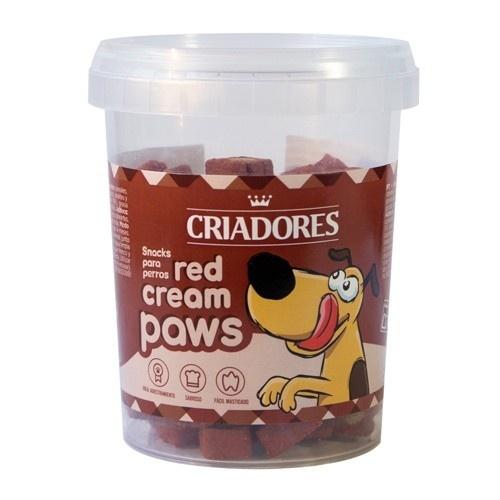 Snacks para cães Criadores Red Cream Paws