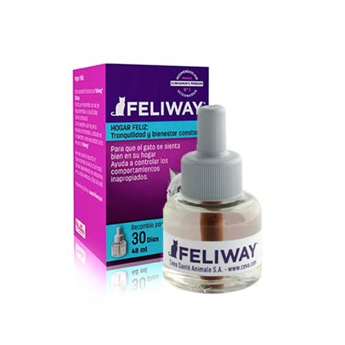 Controlo de Estresse Feliway Reposição