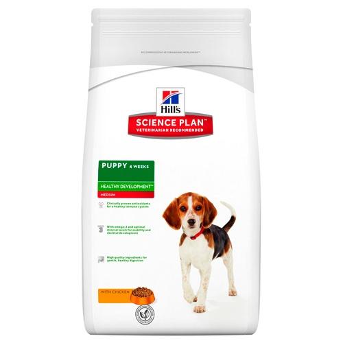 Hill's Canine Puppy Healthy Development Medium Frango
