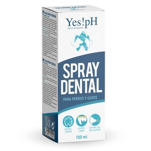 Yes!pH Spray dental para cães e gatos