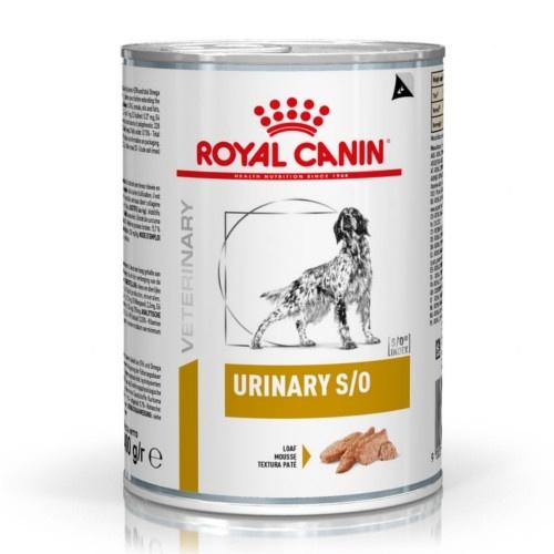 Royal Canin Canine Urinary S/O Húmido Lata