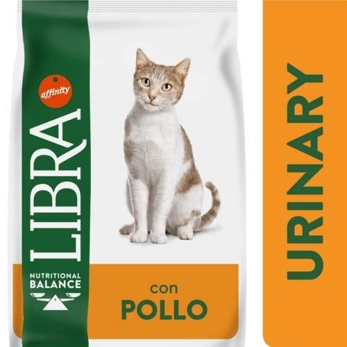 Libra Urinary com Frango para gatos