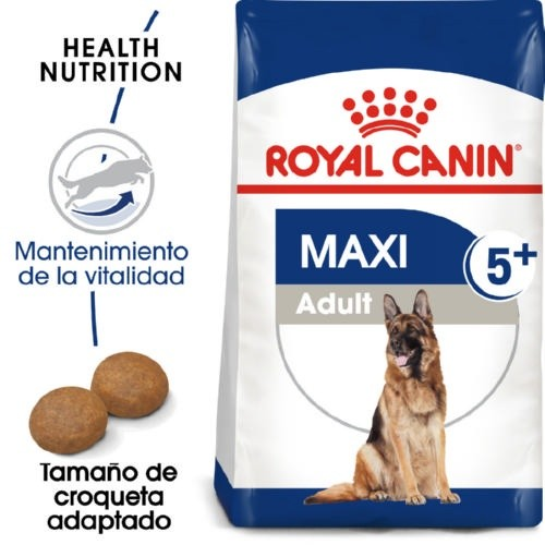 Royal Canin Maxi Adult 5 + Mature