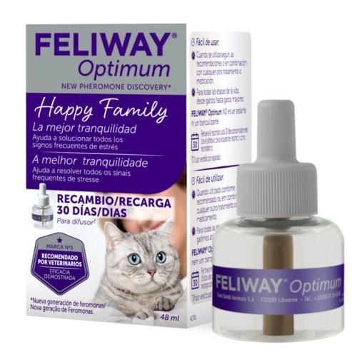 FELIWAY Optimum Happy Family Recarga