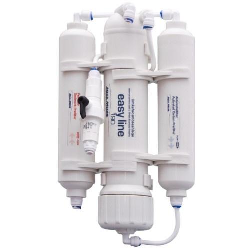 Equipamento de osmose inversa para aquários Easy line