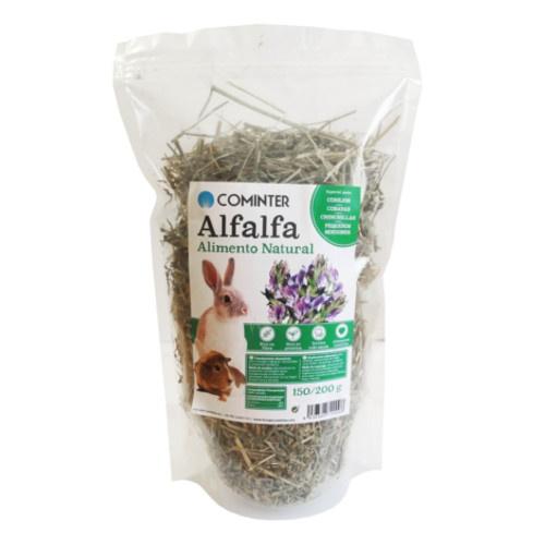Alfafa para roedores de 150 g