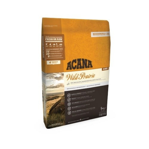 Acana Wild Prairie, Holístico para gatos
