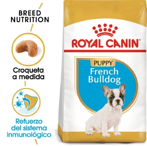 Royal Canin Bulldog Francês Junior
