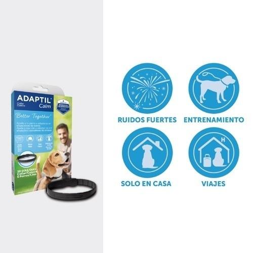 Coleira de feromonas Anti-Estresse para cães Adaptil