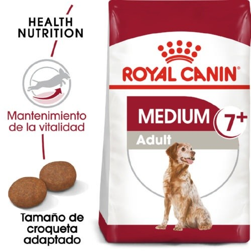 Royal Canin MEDIUM Adult 7+ Mature