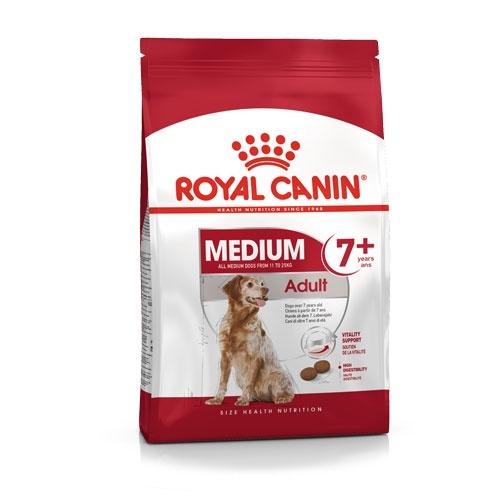 Royal Canin MEDIUM Adult 7+ Mature