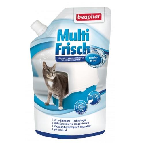 Neutralizador de odores para bandeja de gato