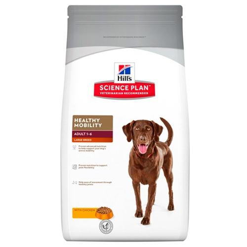 Hill's Canine Adult Healthy Mobility cães grandes com Frango