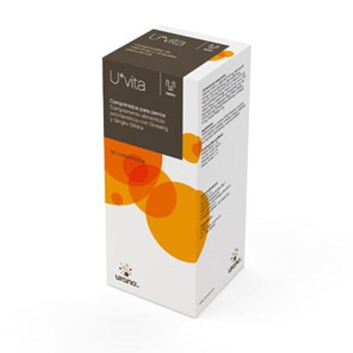 U-Vita comprimidos suplemento vitamínico para cães