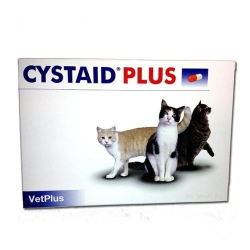 Cystaid mantém a saúde urinária do gato
