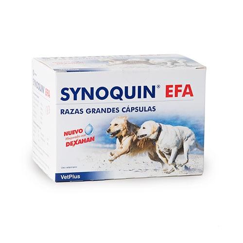 Condroprotector Synoquin EFA para cães grandes