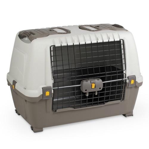 Caixa de transporte para cães especial carro TK-Pet Robustus