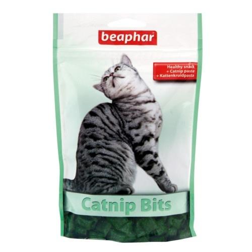 Bocadinhos de catnip para gatos Beaphar