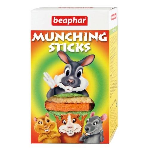 Guloseimas para roedores Munching sticks Beaphar