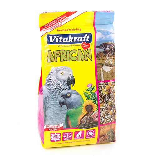 Vitakraft Alimento completo para papagaios africanos