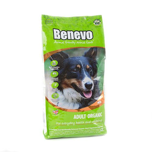 Benevo Organic Ração vegana para cães Adulto