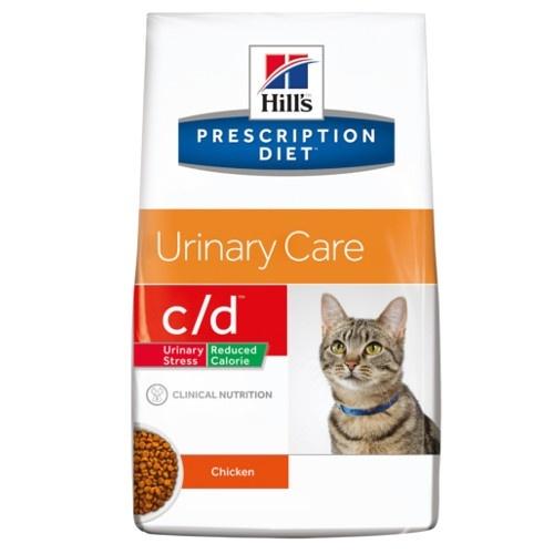 Hills Feline c/d Multicare Reduced Calorie Frango