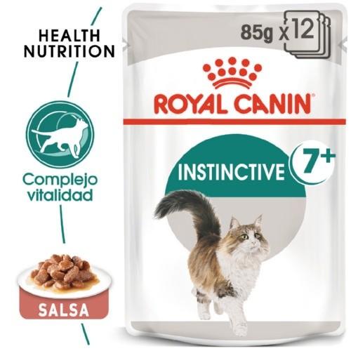 Royal Canin Feline Instinctive +7