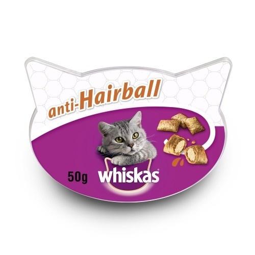 Whiskas Anti-hairball controlo das bolas de pêlo