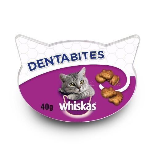 Whiskas Dentabits Dentes e gengivas limpas e sãs