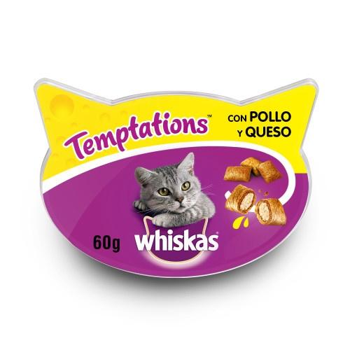 Whiskas Temptations Snack para gatos