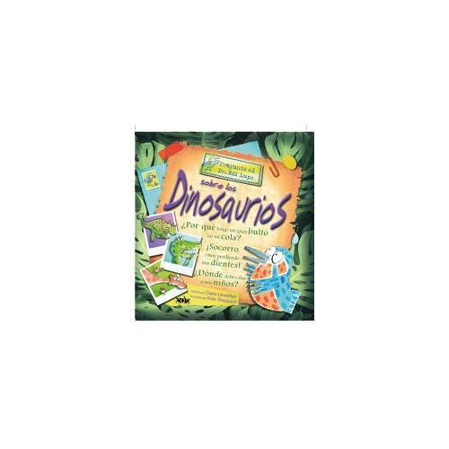 Pregunta al Dr. Edi Lupa sobre los dinosaurios [em Espanhol]