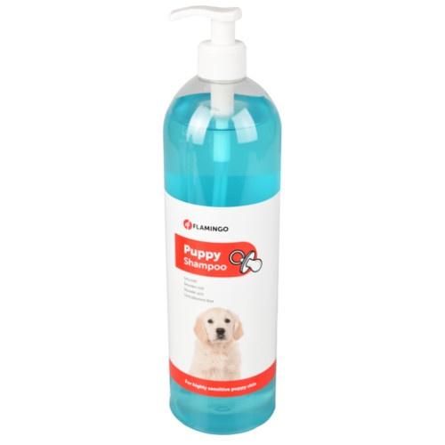 Champô com óleo de coco especial para cachorros