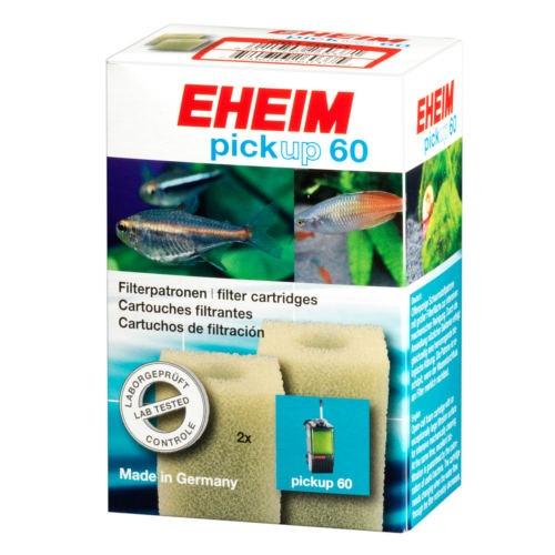 Cartucho de filtração de reposição para filtro Eheim Pick up