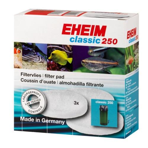 Esponja filtrante fina de reposição para filtros Eheim Classic