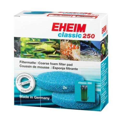Esponja filtrante grossa de reposição para filtros Eheim Classic